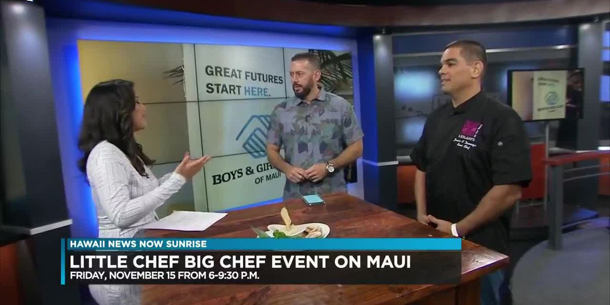Boys and Girls Clubs of Maui prepare for annual gala
