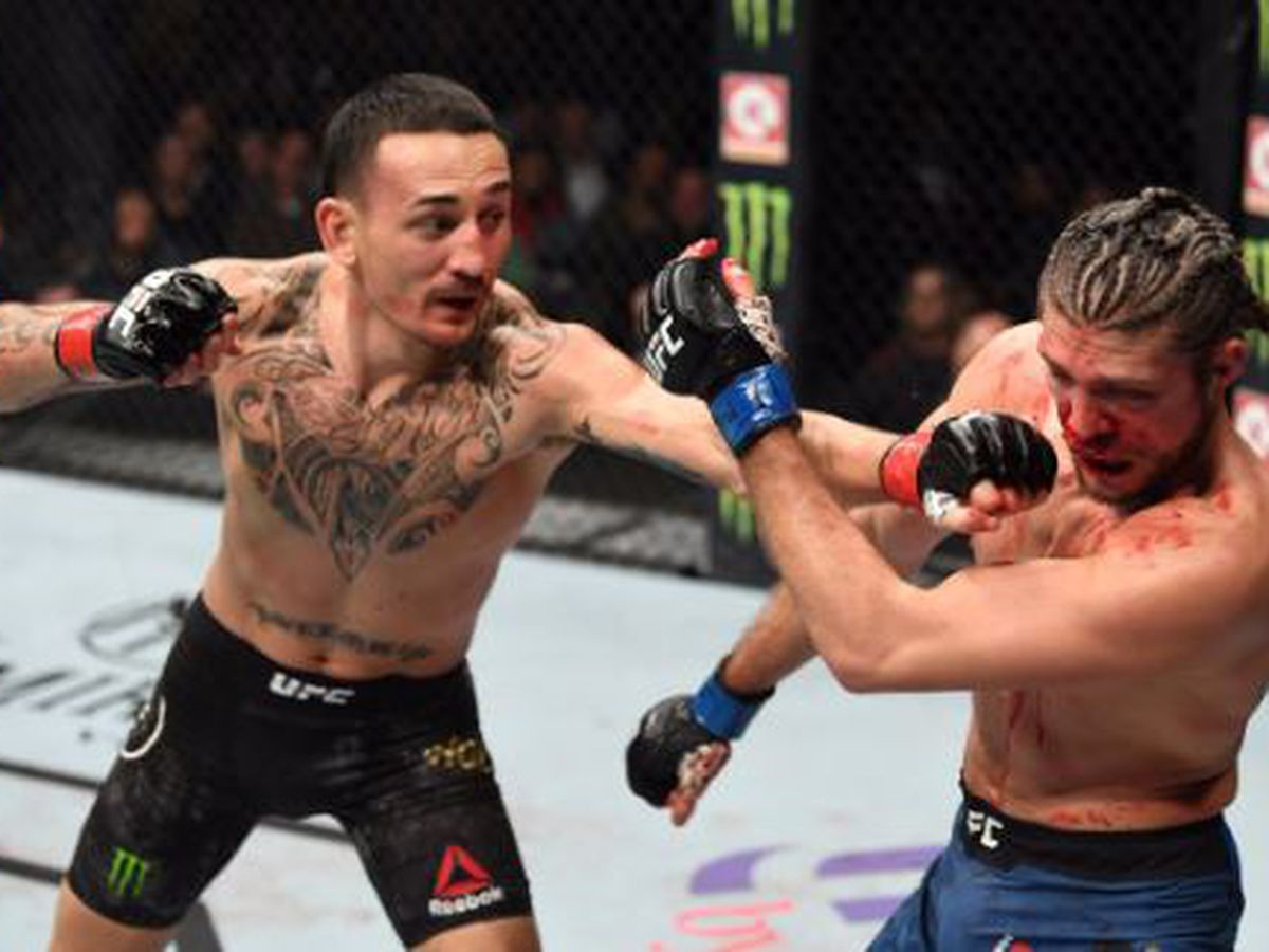 Holloway defeats Ortega via 4th round TKO at UFC 231