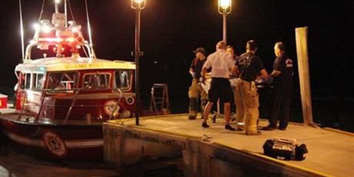 Four dead after three boats collide in Florida marina