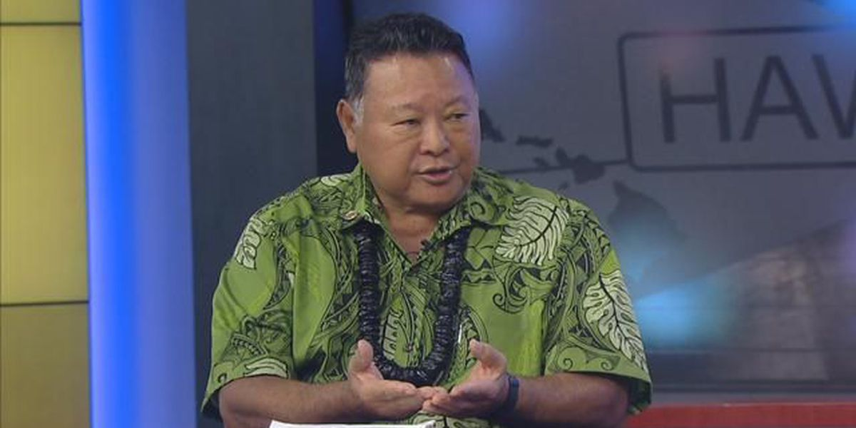 Former Maui mayor: On TMT protest, Ige should take a page out of Maui's playbook
