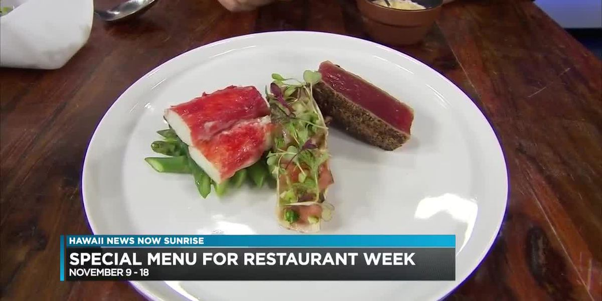 It's Restaurant Week: 53 By the Sea