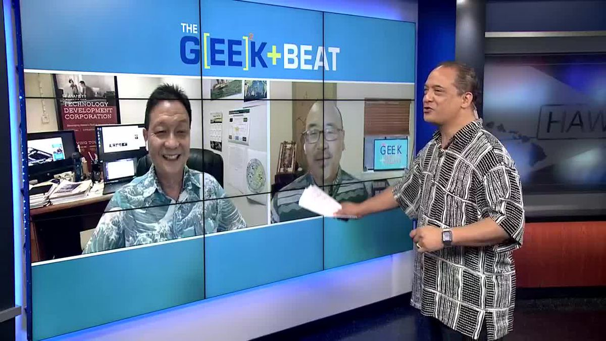 Geek Beat: Politicians are turning to Twitch, Tiktok and Snapchat