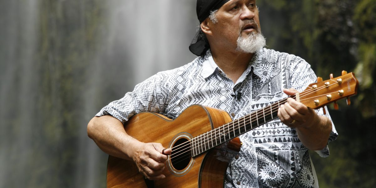 Thieves steal nearly all of late Hawaiian music legend's guitars