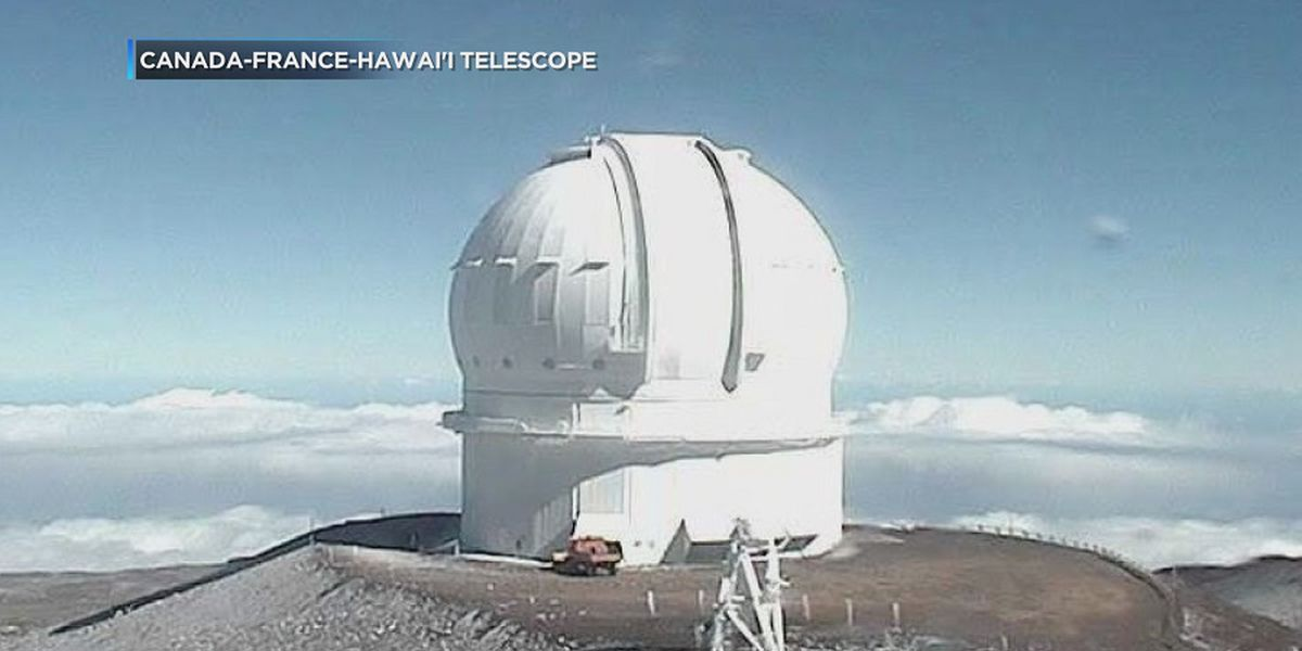 Winter wind causes minor damage to Big Island observatories