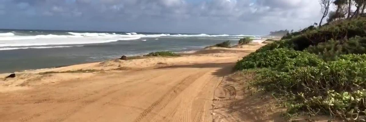 Kauai police open homicide investigation after couple found dead on separate beaches