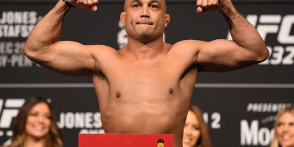 Report: Hawaii fighter BJ Penn dropped from UFC roster