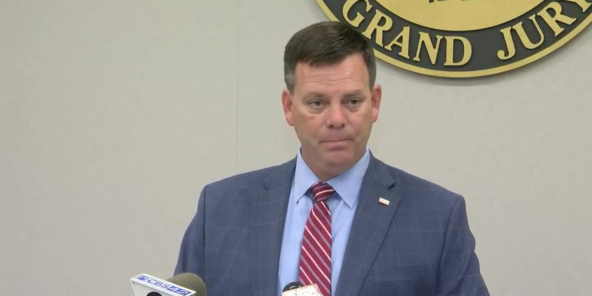 Warrant issued for arrest of Ala Rep. Will Dismukes