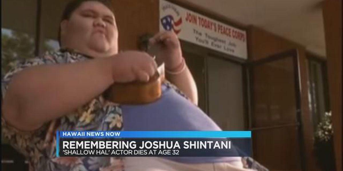 'Shallow Hal' actor, ukulele player dies on Kauai