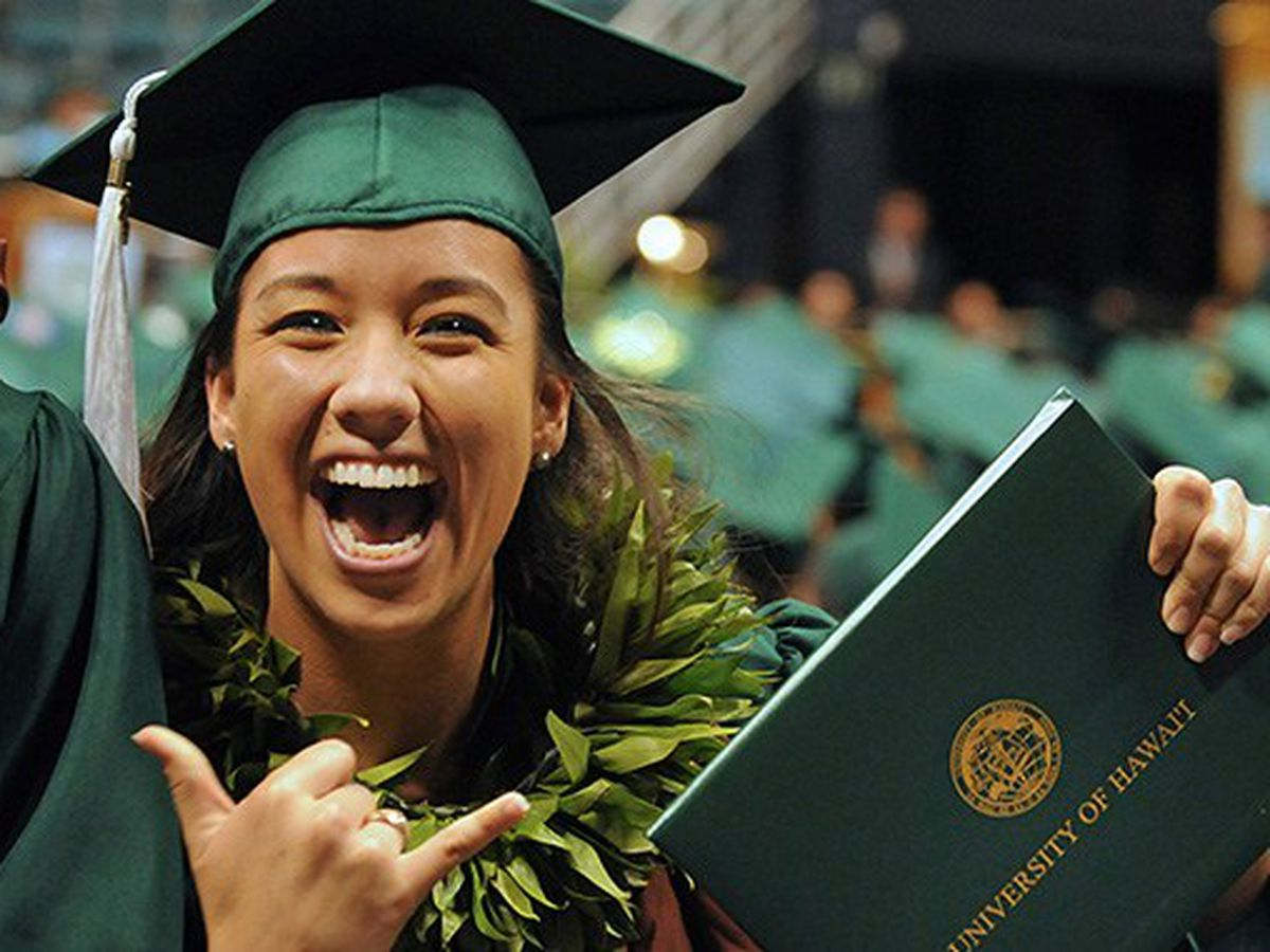 UH-Manoa grads won't get traditional commencement this spring, but other events will be held