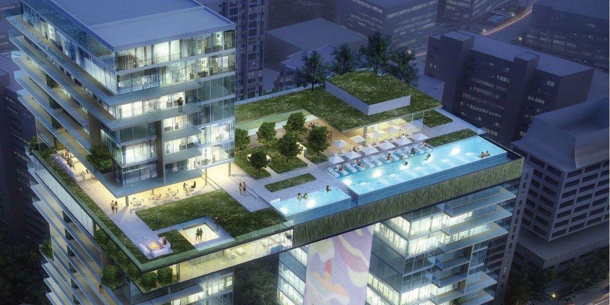 Construction date set for massive new development on Kapiolani