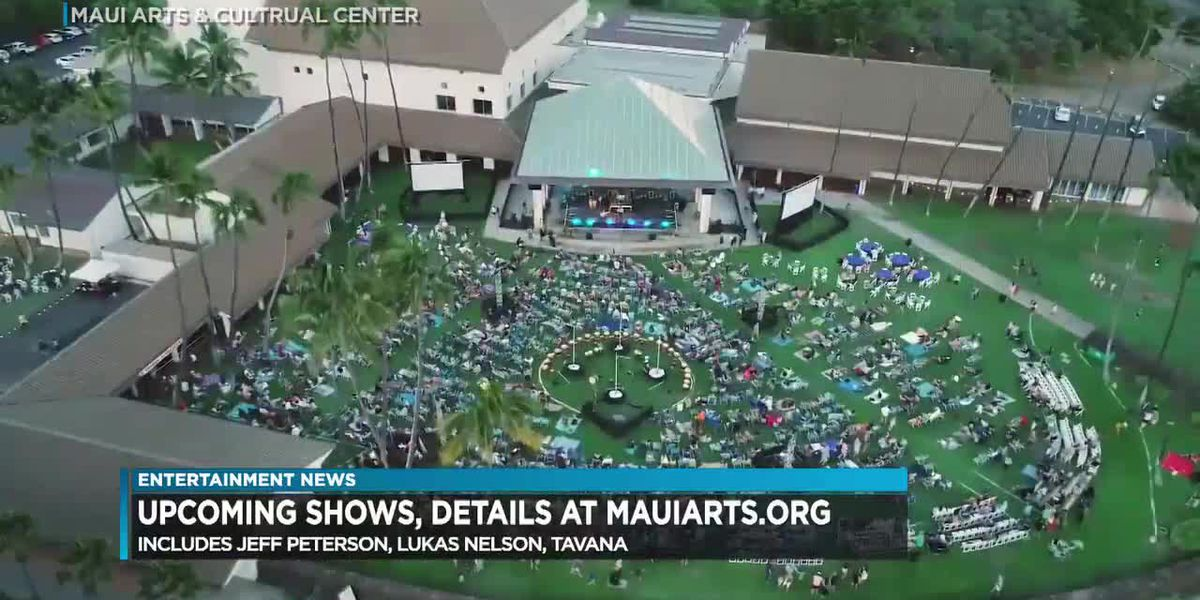 Entertainment: NCIS in HI? MACC upcoming shows, Tiffany concert postponed, Thunderstorm coming home