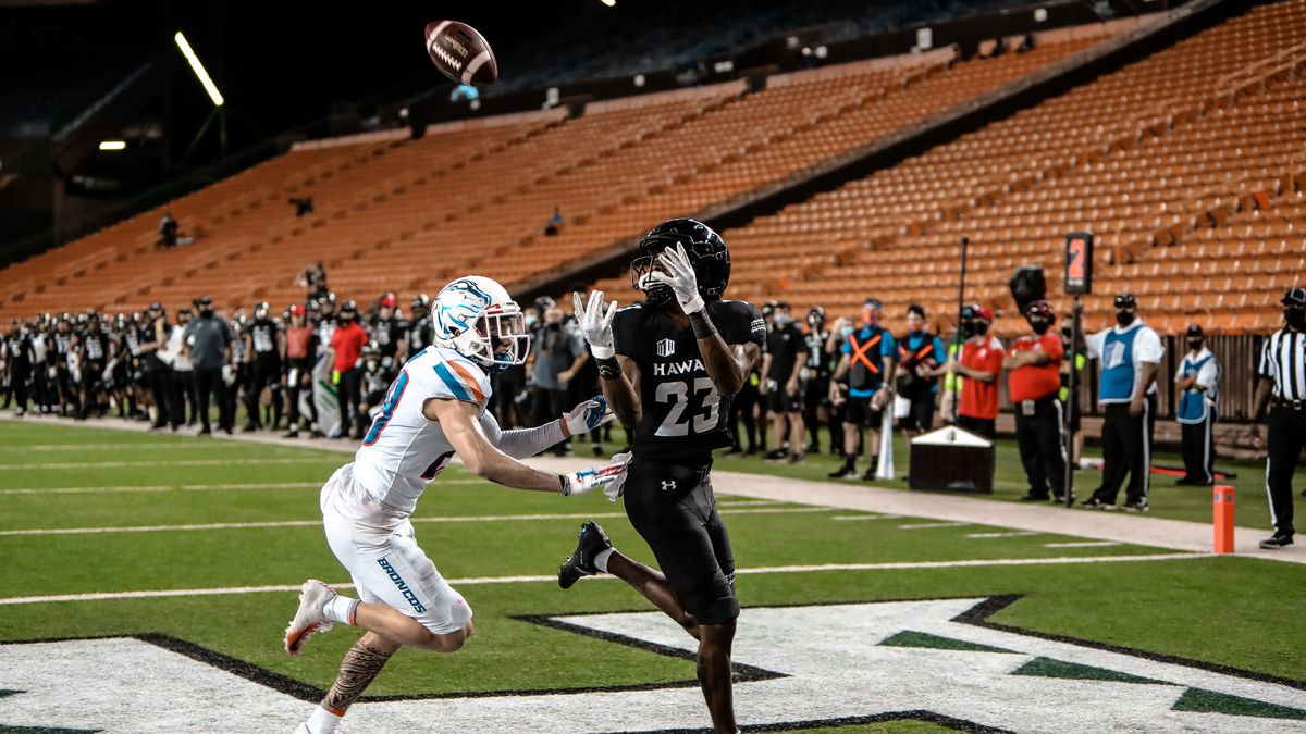 UH looks to take down undefeated Nevada this Saturday at Aloha Stadium