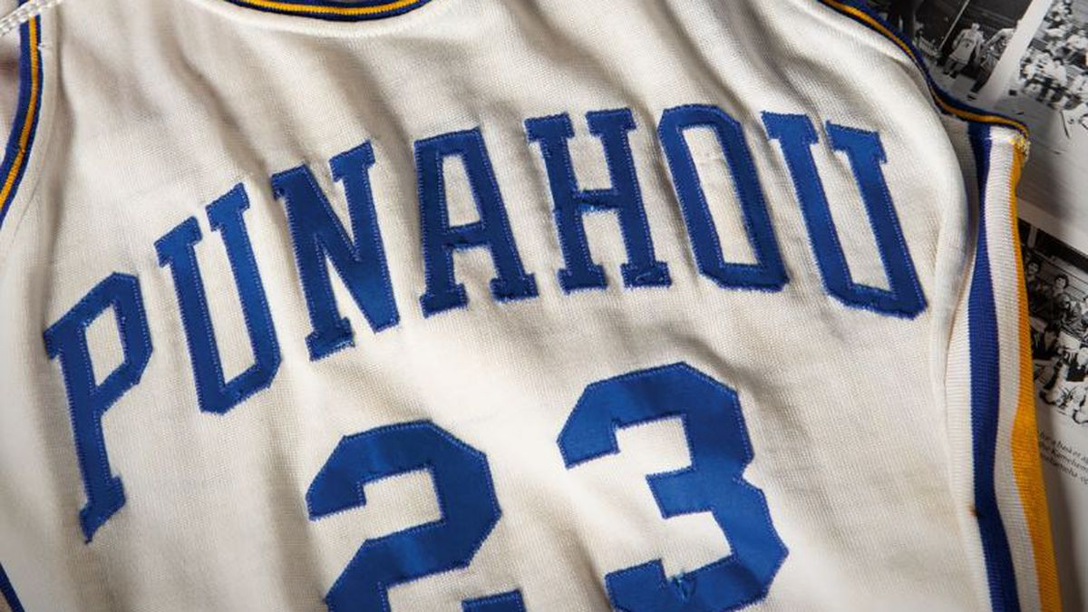 Basketball jersey worn by a young Barack Obama brings in big bucks at auction
