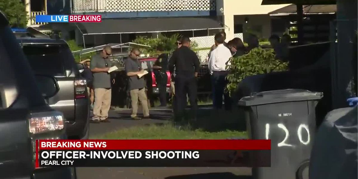 Officer-involved shooting prompts heavy police presence, school lockdowns near Pearlridge