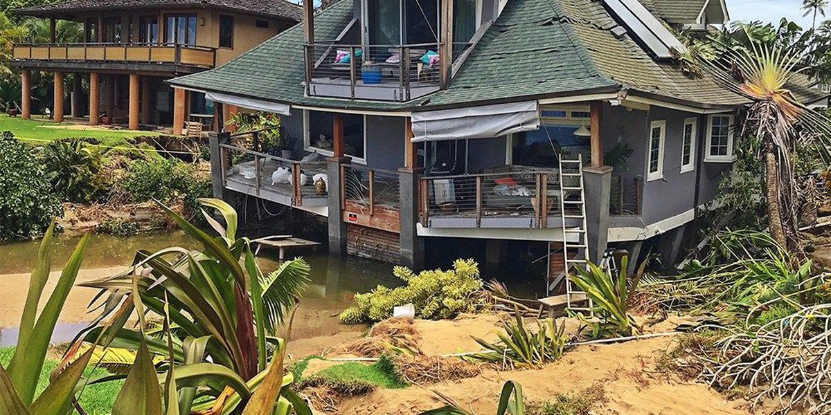 State: More than 500 homes damaged, destroyed in historic rains