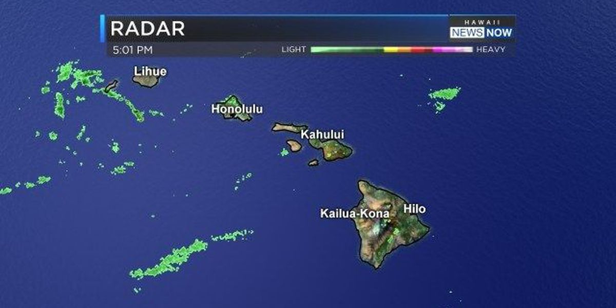Forecast: Clouds, showers to diminish overnight, but more showers Sunday afternoon