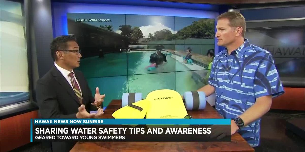 May 15th is International Water Safety Day