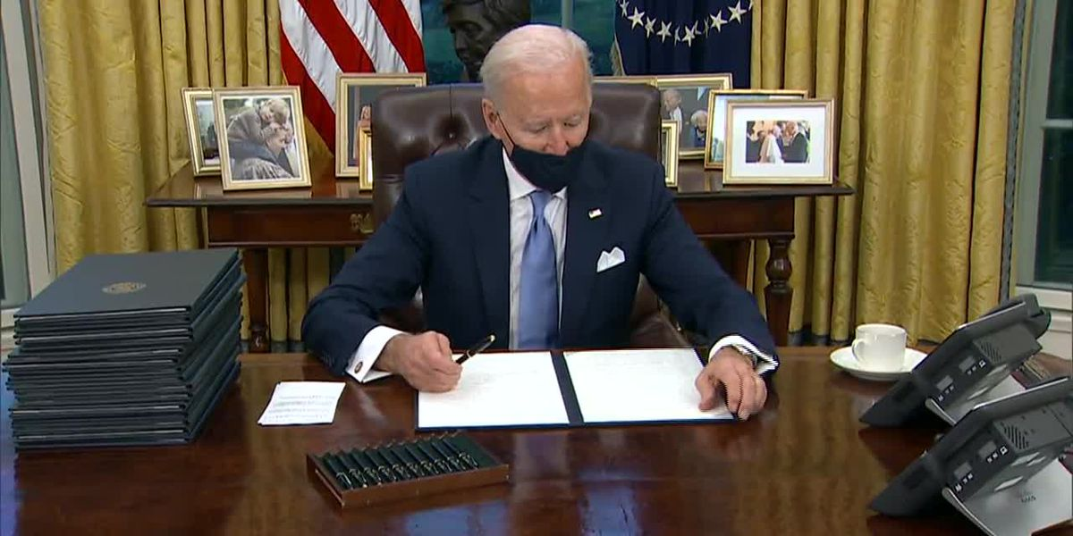 Keystone XL halted as Biden decides to revoke permit