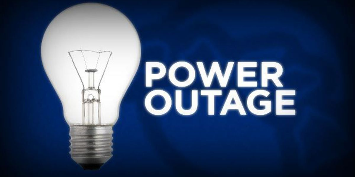 More than 3,000 customers without power in Pearl City