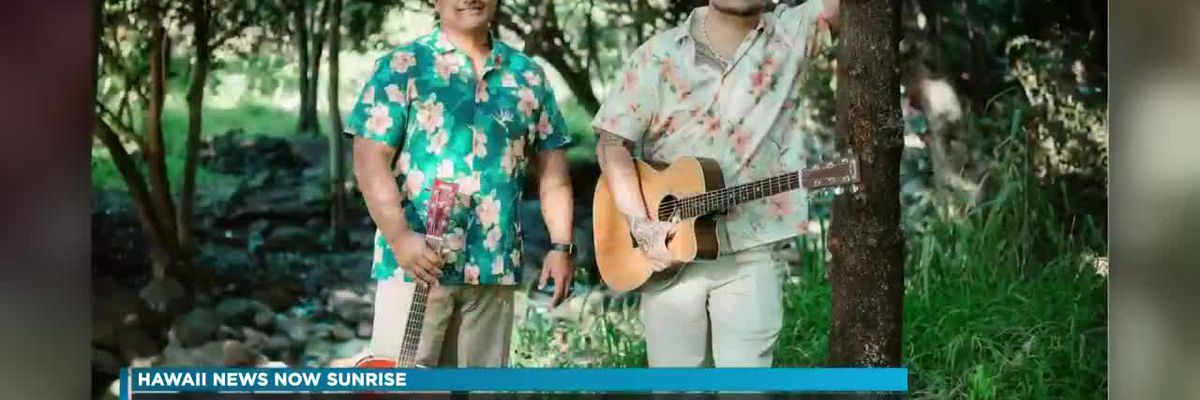 Kahalawai to release new album at the Maui Arts & Cultural Center