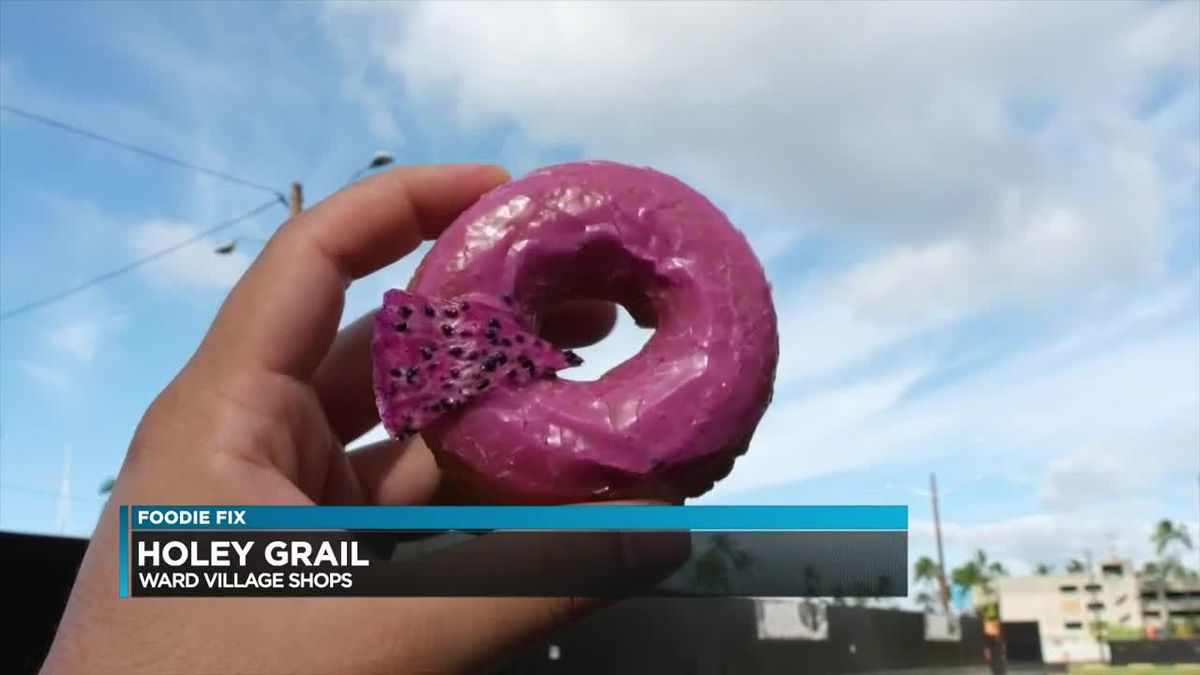 Foodie Fix: Holey Grail donuts