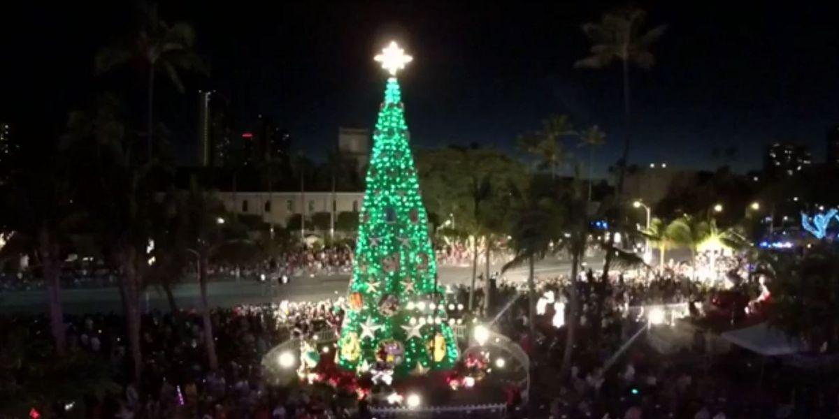 PHOTOS: Honolulu City Lights 2018