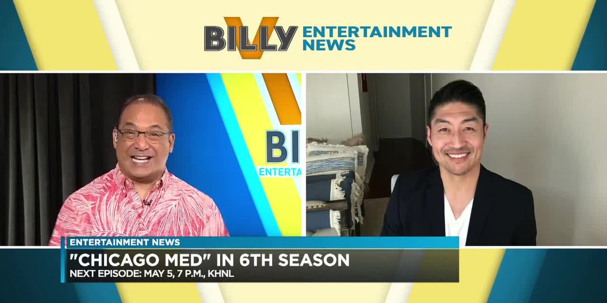 Entertainment: Chicago Med star Brian Tee
