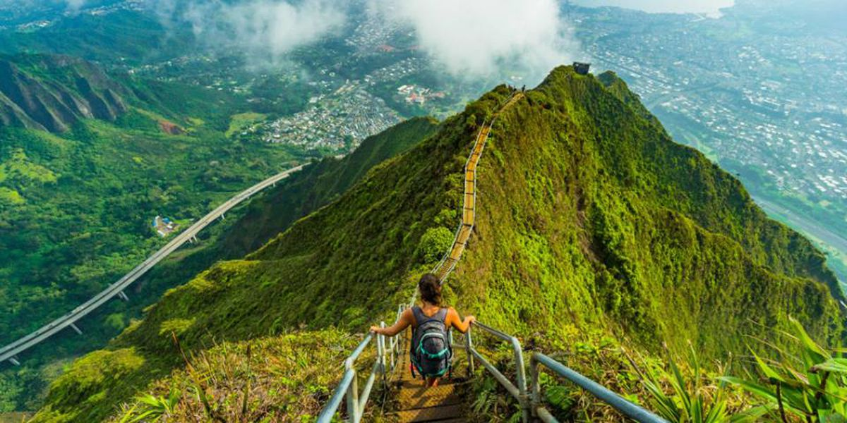 Deadline arrives for public to weigh in on future of Haiku Stairs