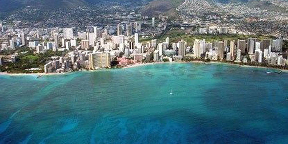 Hawaii officials weigh options for failing Waikiki groin