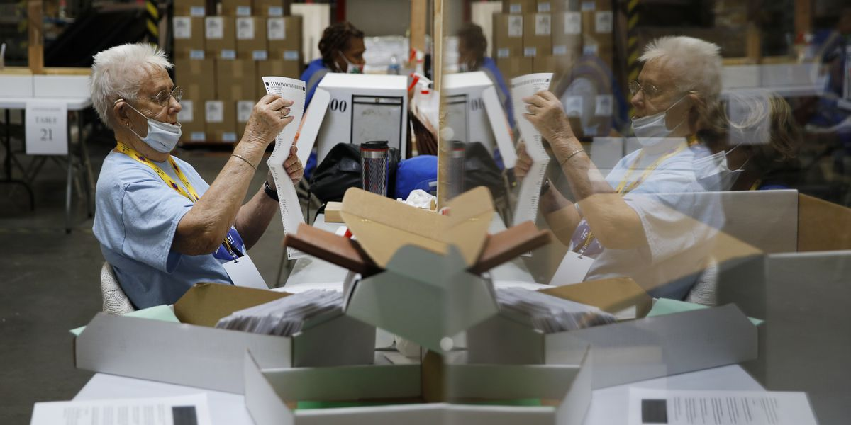 Nevada to mail all voters ballots; Trump promises lawsuit