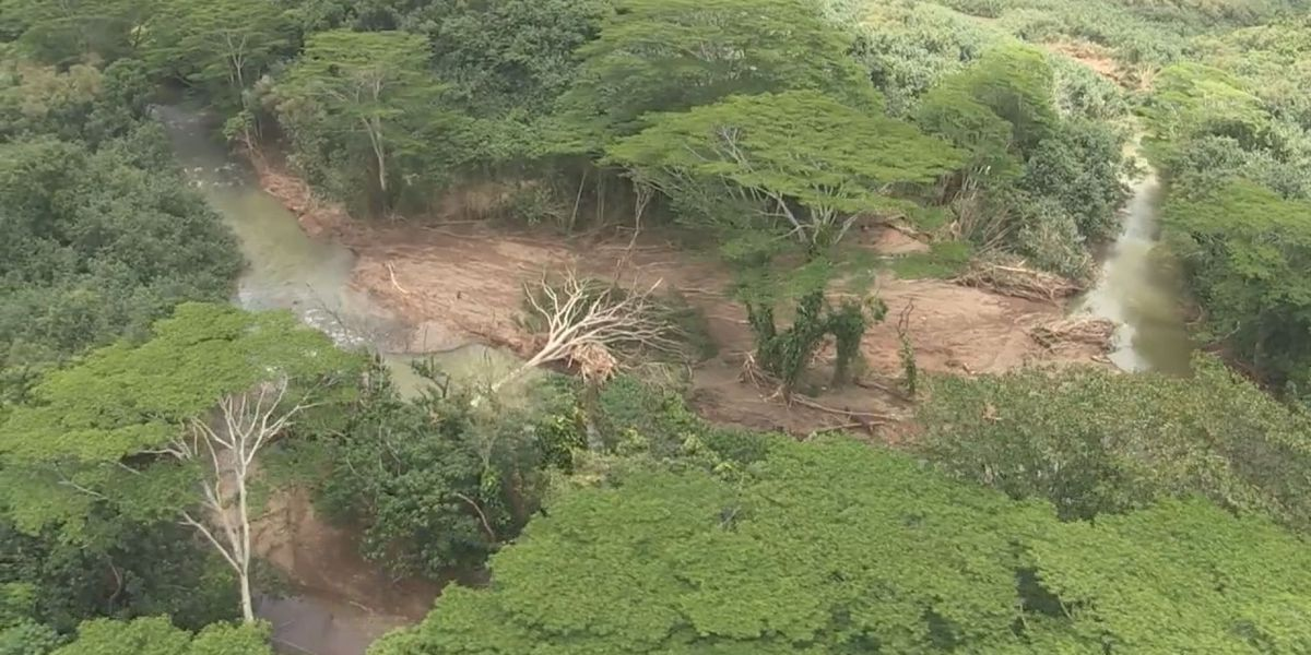 Flooding, landslides close state parks indefinitely on Kauai