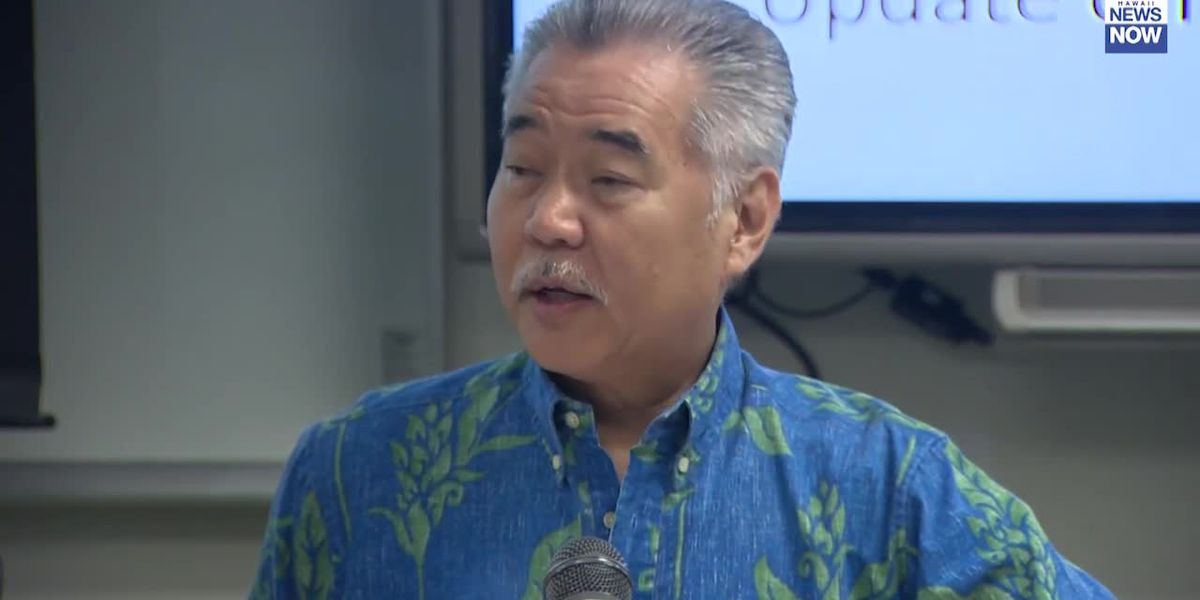 Japanese visitor diagnosed with coronavirus after visit to Hawaii earlier this month