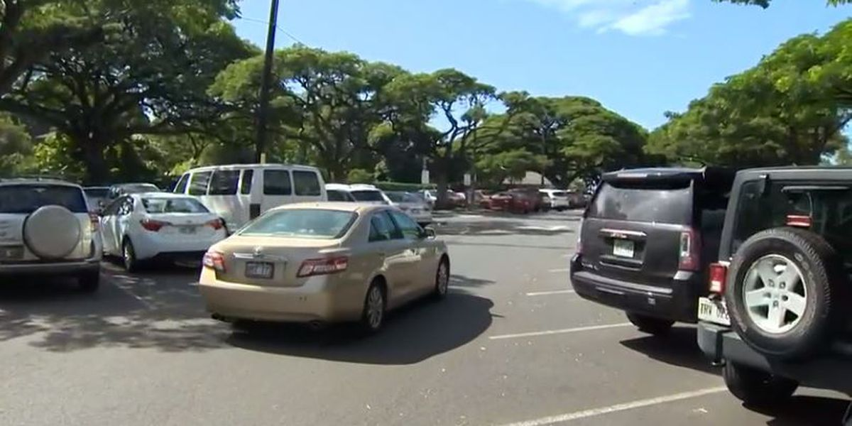 Some in Waikiki are relieved a key source of parking won't be restricted overnight