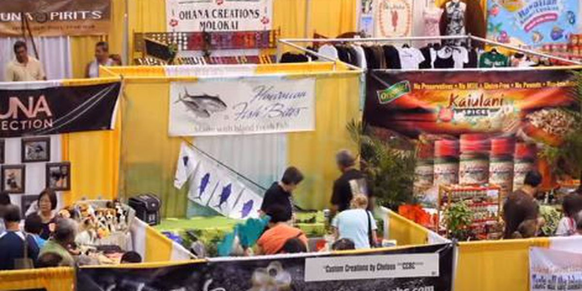 Made in Hawaii Festival showcases local vendors in three-day event