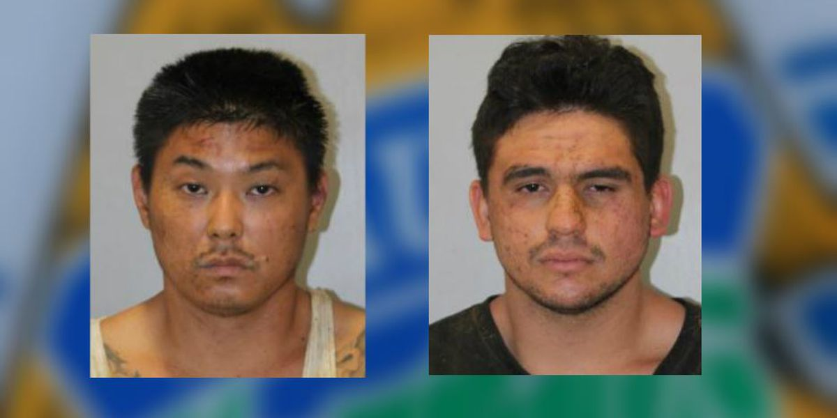 2 men that led Kauai police on a chase, prompting a school lockdown identified