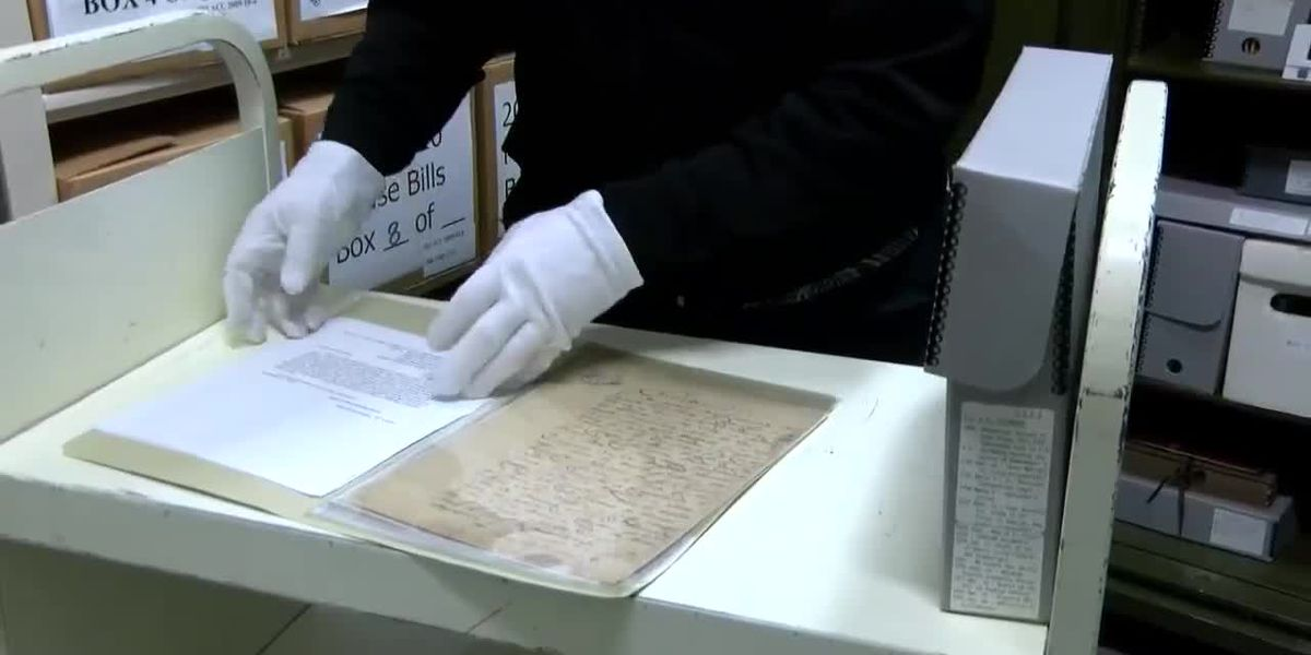 Digitizing State Archives