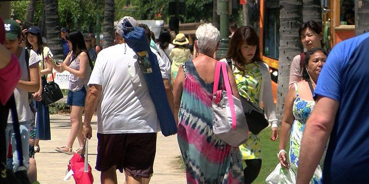 Hawaii sees lowest unemployment rate in 40 years