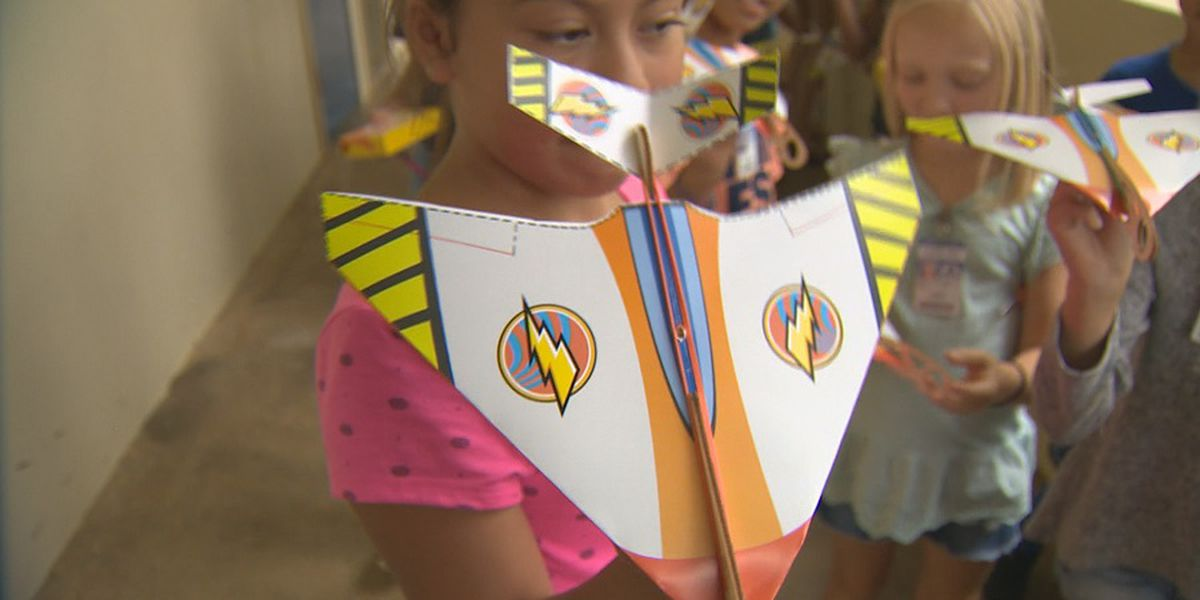 Education Inspiration: How superheroes empower young students