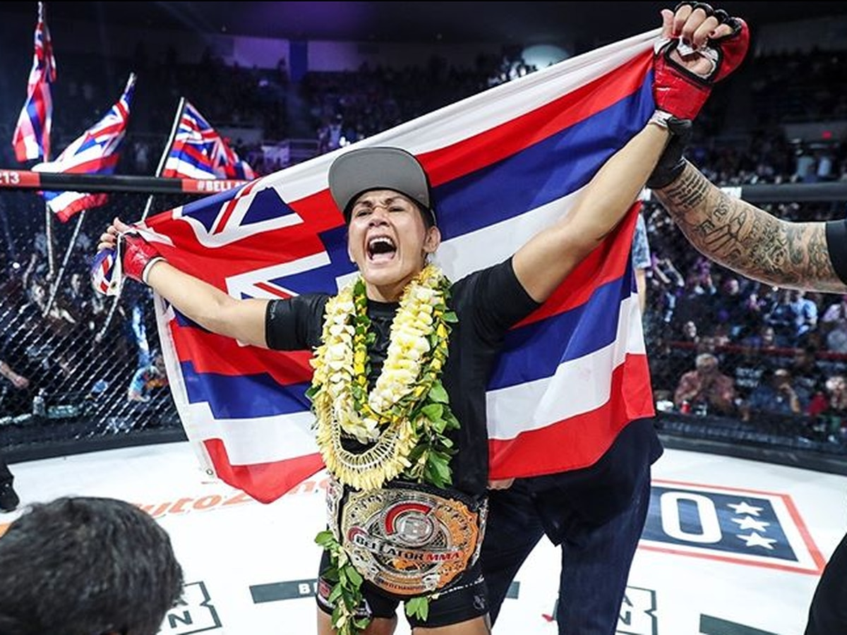 Hawaii's Macfarlane defeats Letourneau, retains Bellator flyweight title via 3rd round submission