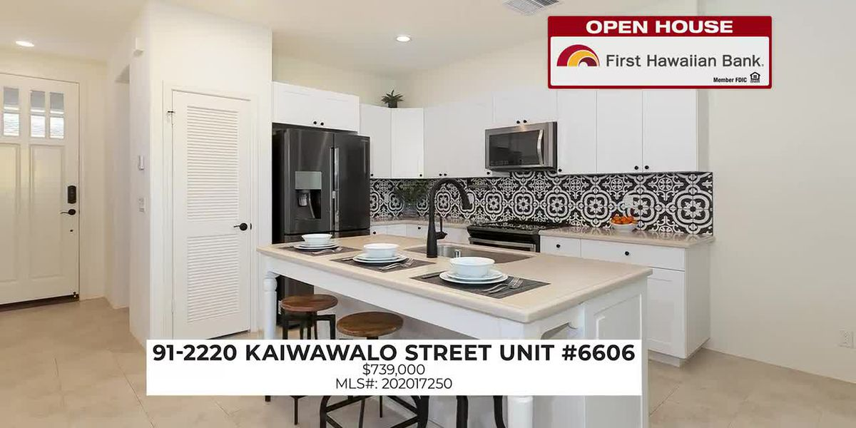 Open House: Townhome in Ewa Beach and Luxurious Condo in Kakaako