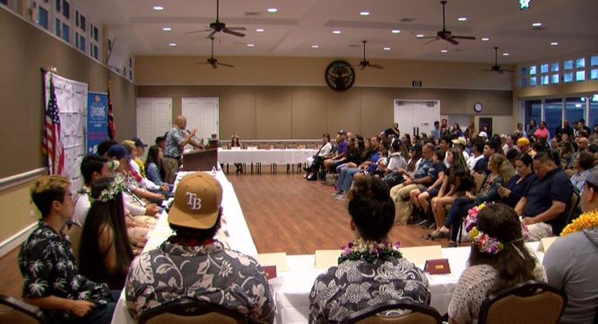 Local student-athletes put pen to paper on National Letter