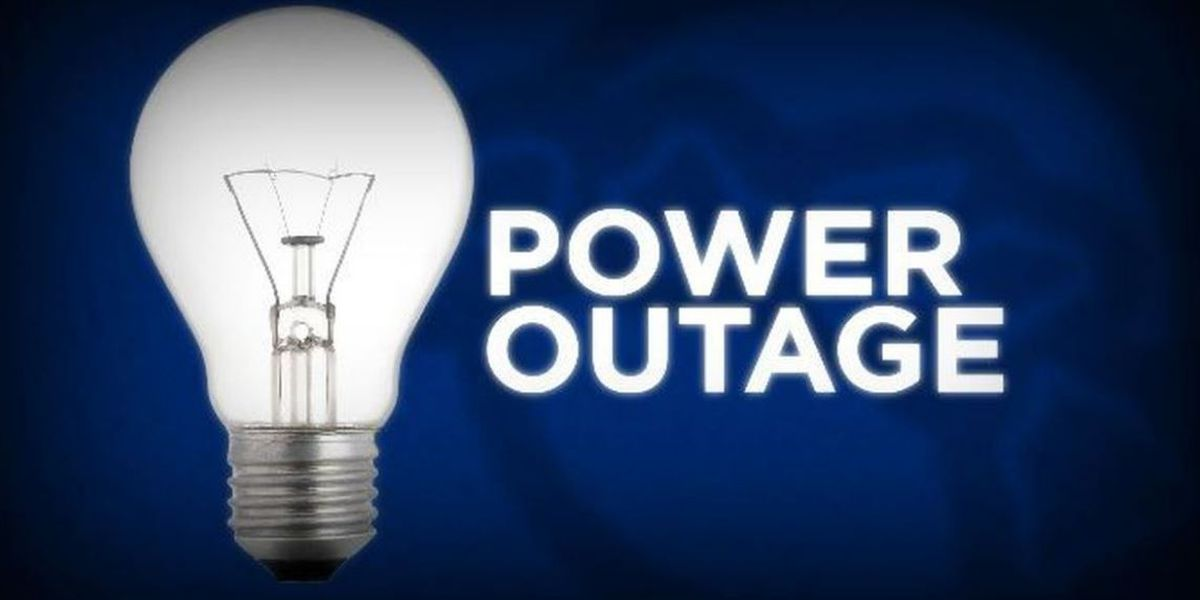 Pockets of power outages reported across island chain