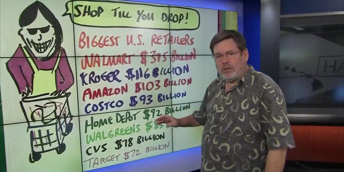 Business Report: America's biggest retailers