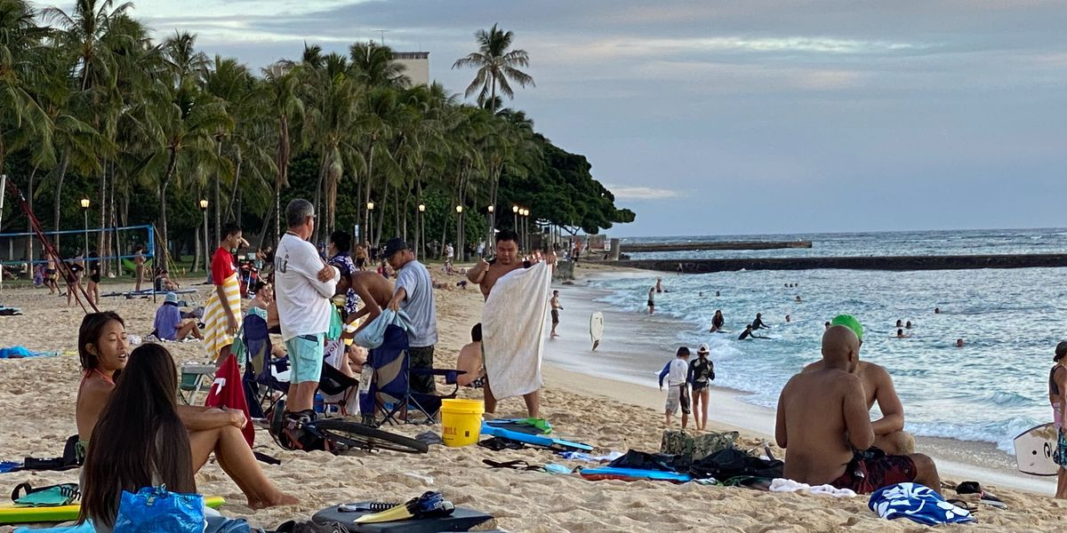 Officials have high hopes COVID-19 vaccine could also cure Hawaii's ailing economy