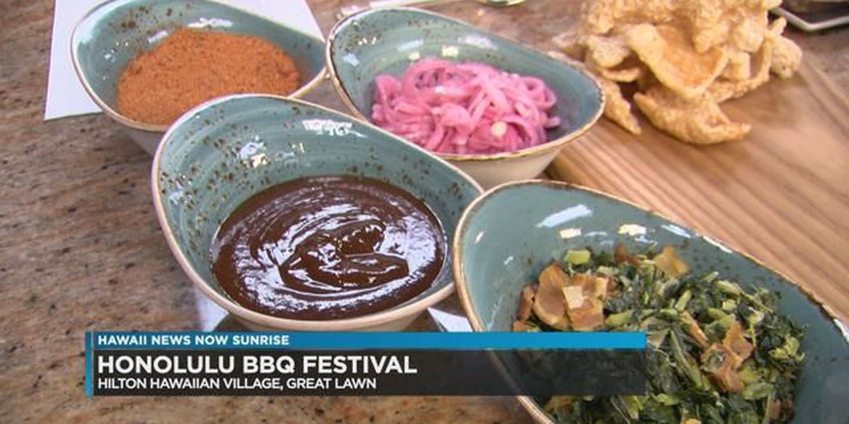 3rd Annual Honolulu BBQ Festival at Hilton Hawaiian Village brings a taste of the American South to the shores of Waikiki