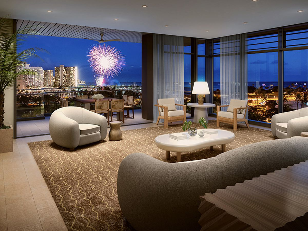 This Kakaako listing just set a new record for priciest condo sold on Oahu