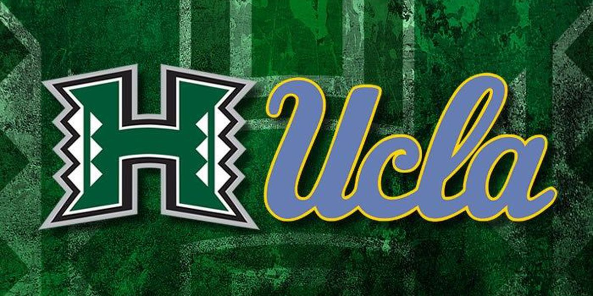 LIVE BLOG: Rainbow Warriors vs. UCLA Bruins