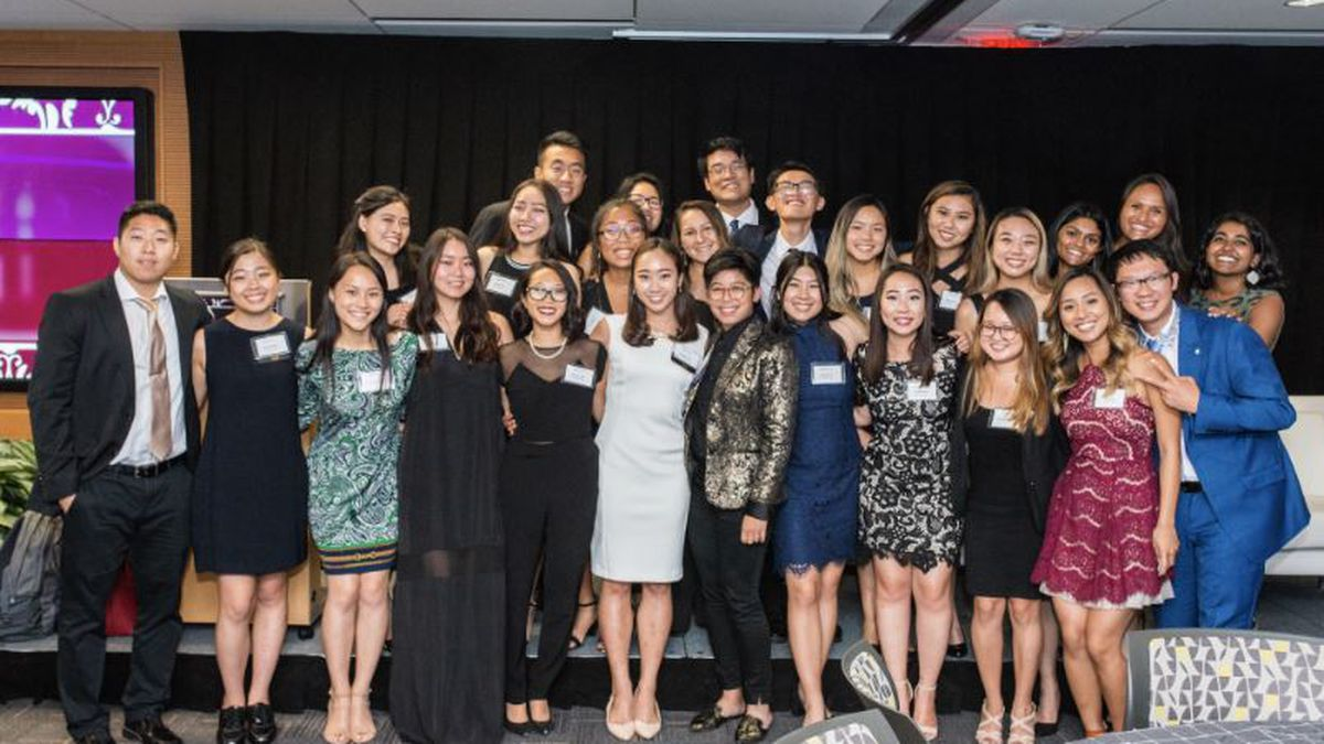 Here's an opportunity for students of Asian, Hawaiian descent interested in public service