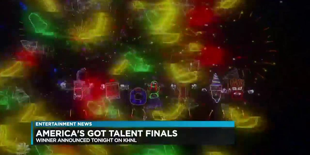 Entertainment: 10 Top Acts Compete In America's Got Talent Finals!!