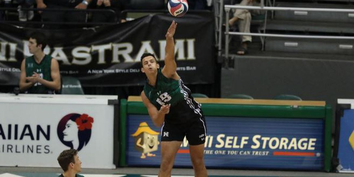 No.2 Rainbow Warriors volleyball sweeps UC Irvine to move to 2-0